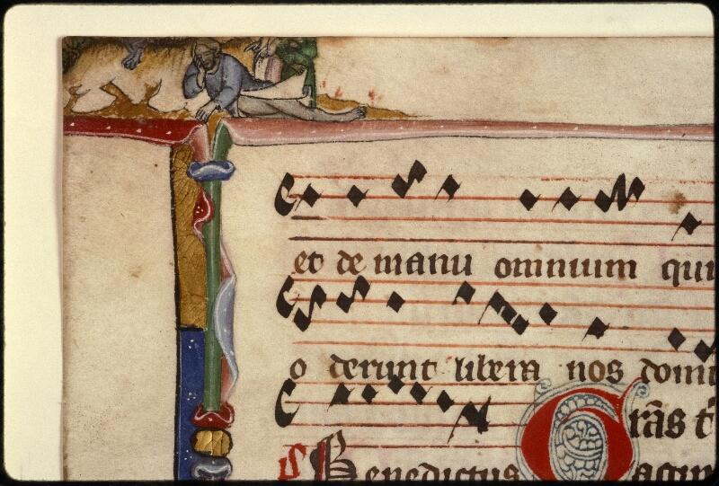 Prague, Musée nat., Bibl., XVI. A. 18, f. 033v - vue 2