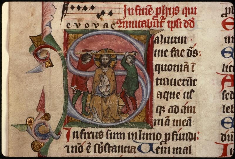 Prague, Musée nat., Bibl., XVI. A. 18, f. 033v - vue 3