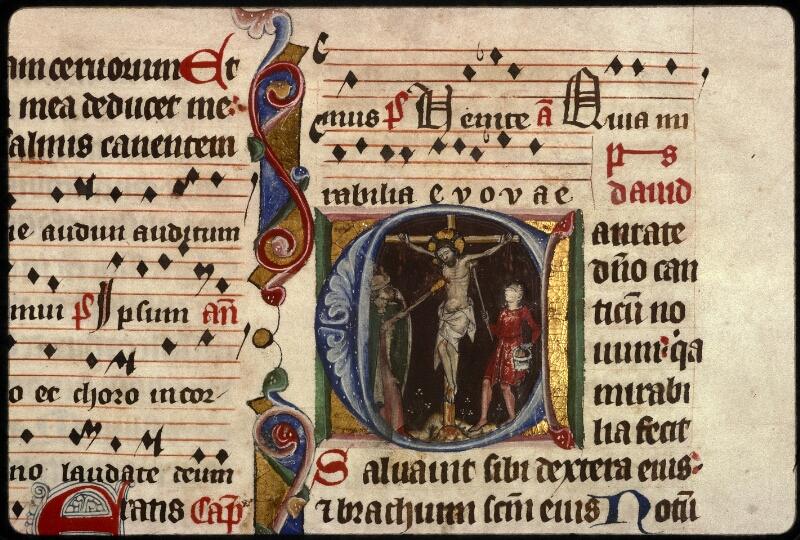 Prague, Musée nat., Bibl., XVI. A. 18, f. 046v - vue 2