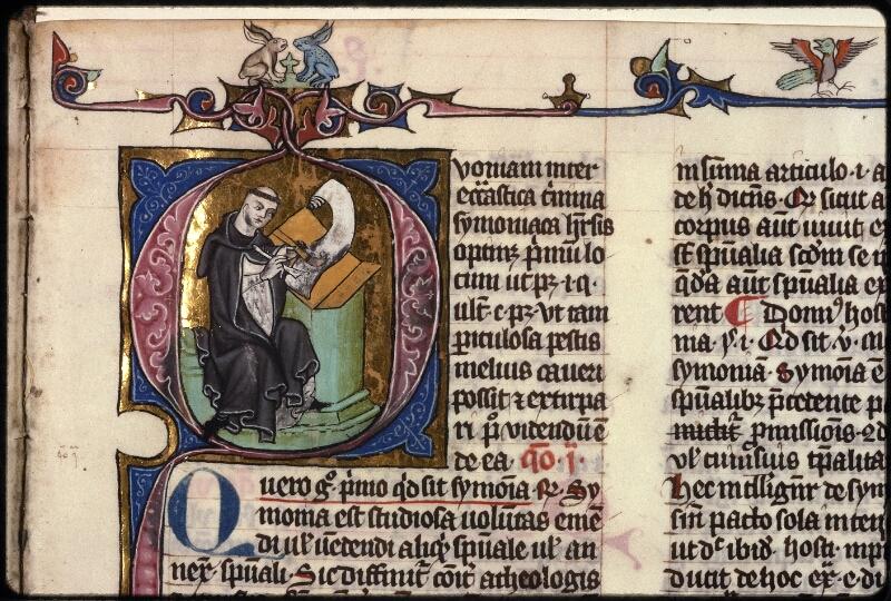 Prague, Musée nat., Bibl., XVI. B. 07, f. 003 - vue 3