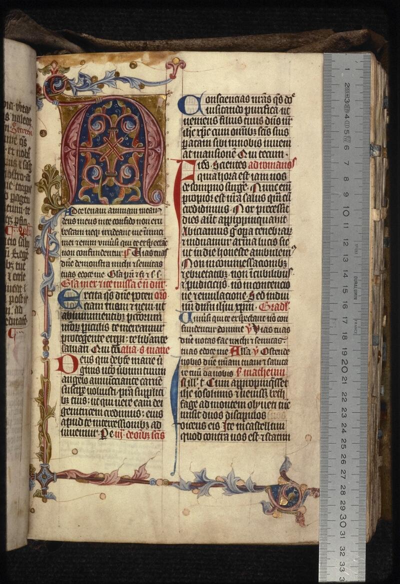 Prague, Musée nat., Bibl., XVI. B. 08, f. 020 - vue 1