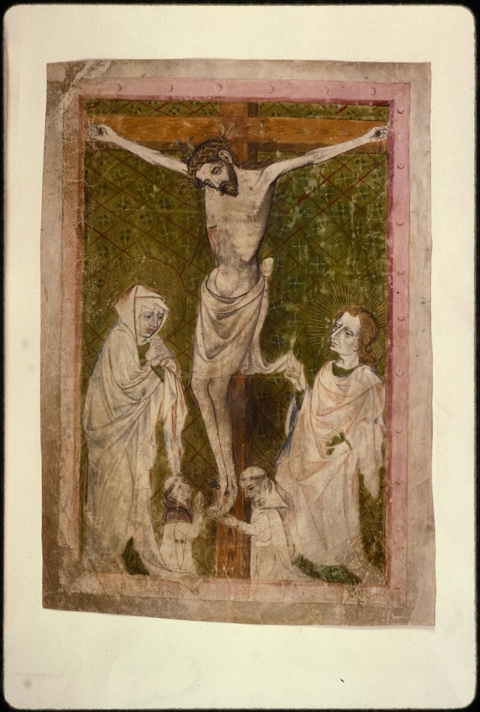 Prague, Musée nat., Bibl., XVI. B. 08, f. volante