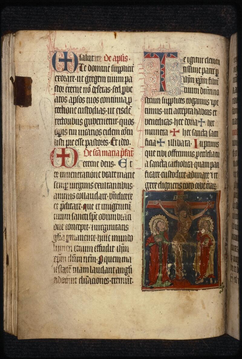 Prague, Musée nat., Bibl., XVI. B. 11, f. 099v - vue 2