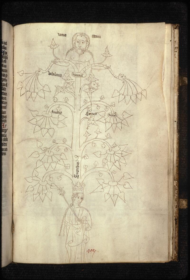 Prague, Musée nat., Bibl., XVI. B. 13, f. 193 - vue 2