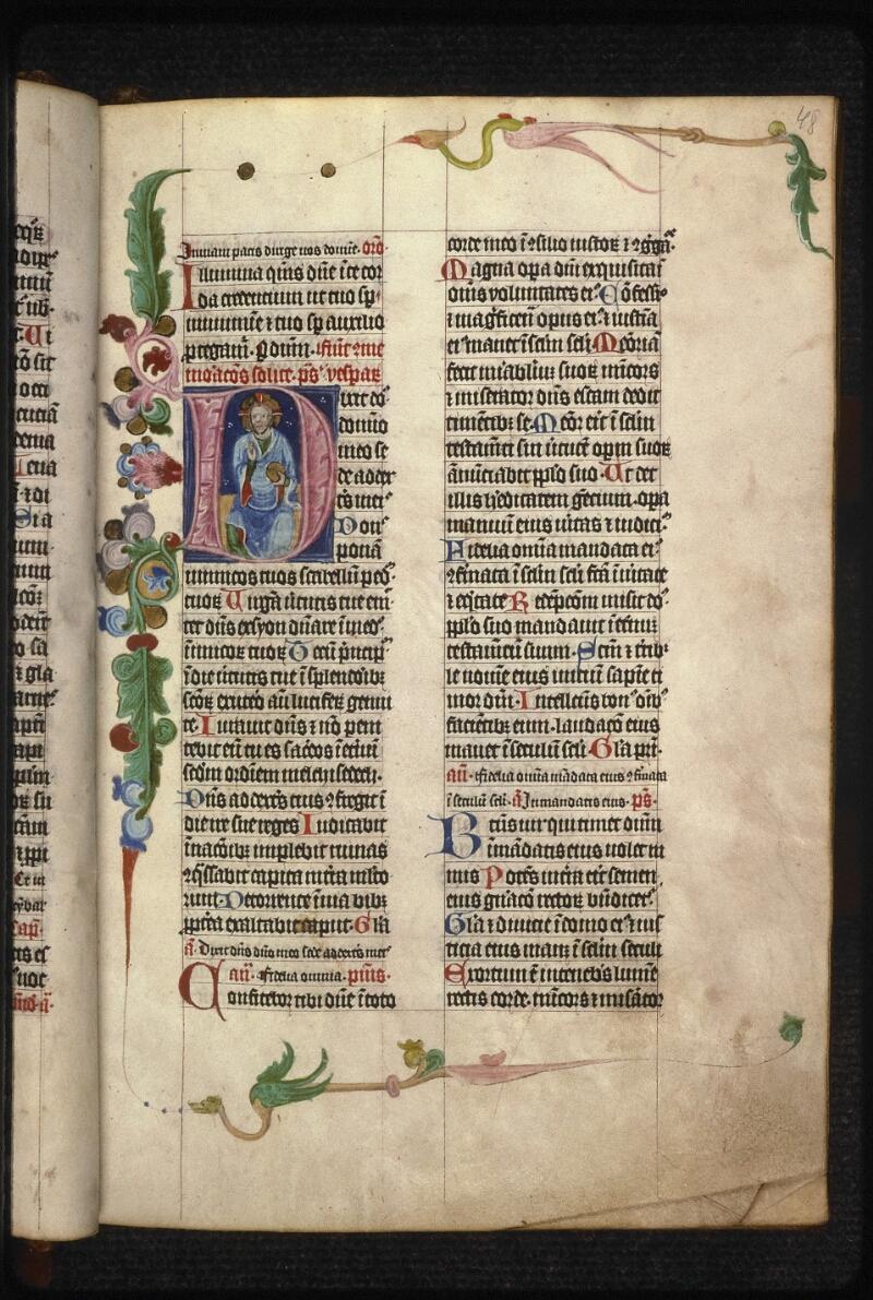 Prague, Musée nat., Bibl., XVI. B. 14, f. 048 - vue 1