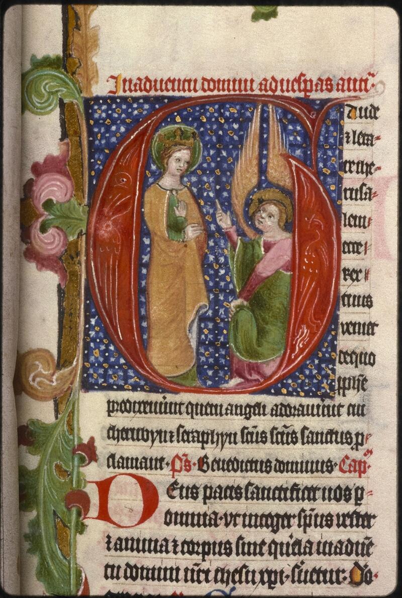 Prague, Musée nat., Bibl., XVI. B. 14, f. 081 - vue 2