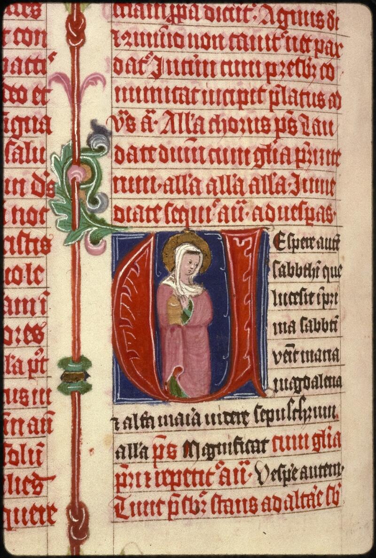 Prague, Musée nat., Bibl., XVI. B. 14, f. 252v - vue 2