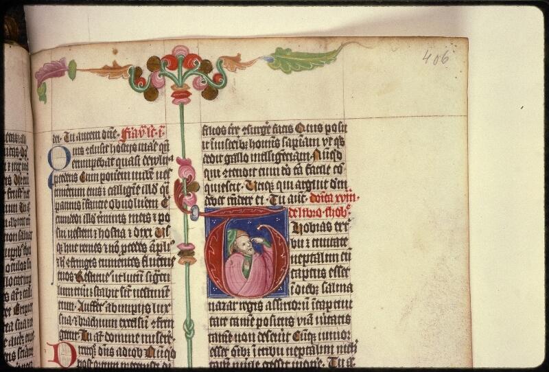 Prague, Musée nat., Bibl., XVI. B. 14, f. 406