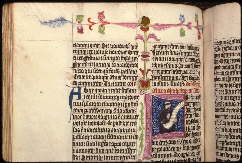 Prague, Musée nat., Bibl., XVI. B. 14, f. 410v