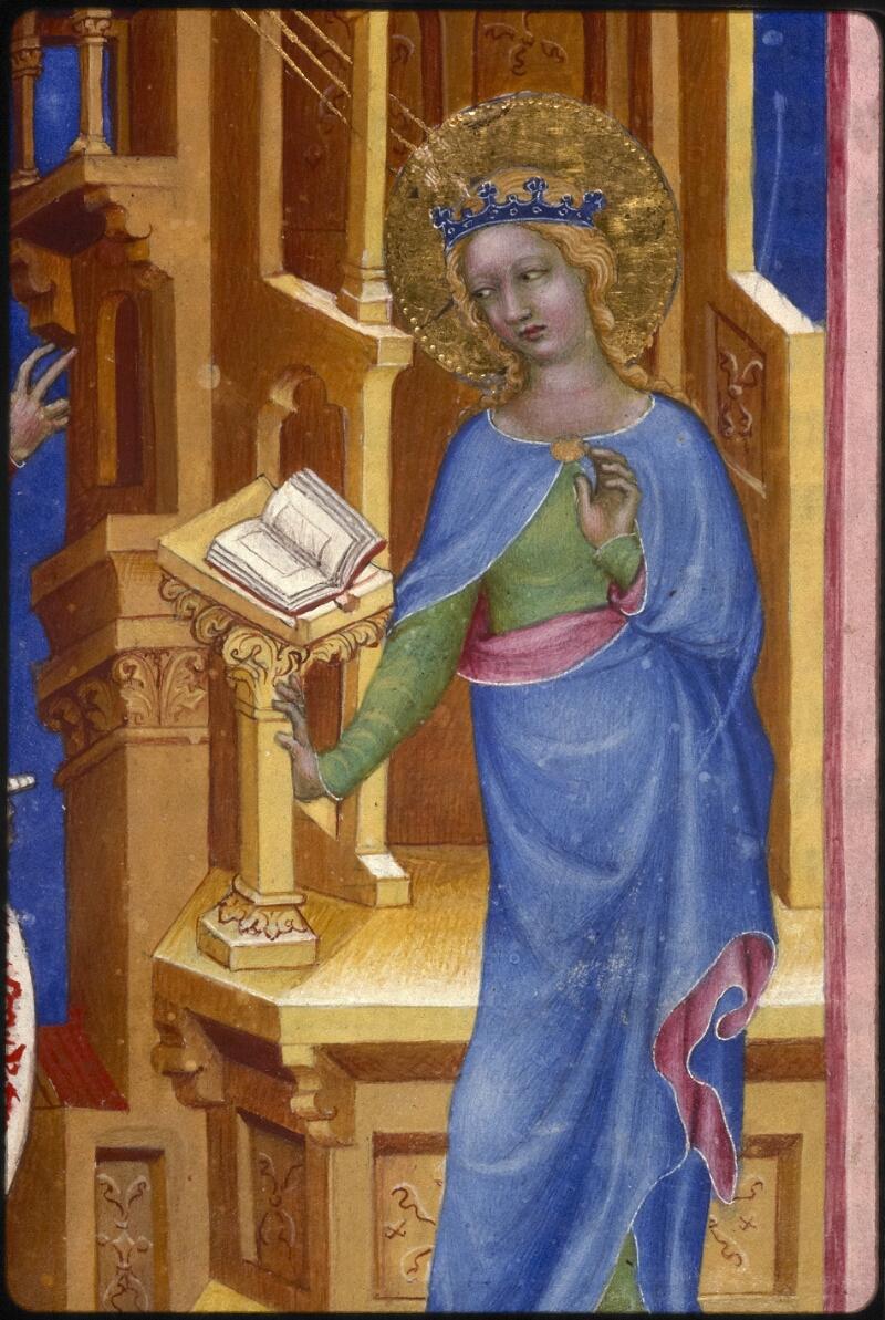 Prague, Musée nat., Bibl., XVI. D. 13, f. 055v - vue 2