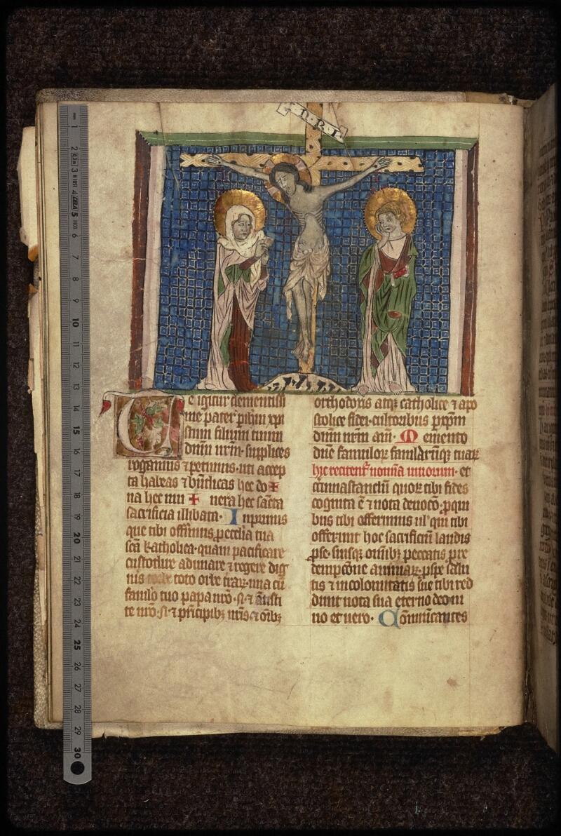 Prague, Musée nat., Bibl., XVI. D. 14, f. 009v - vue 1