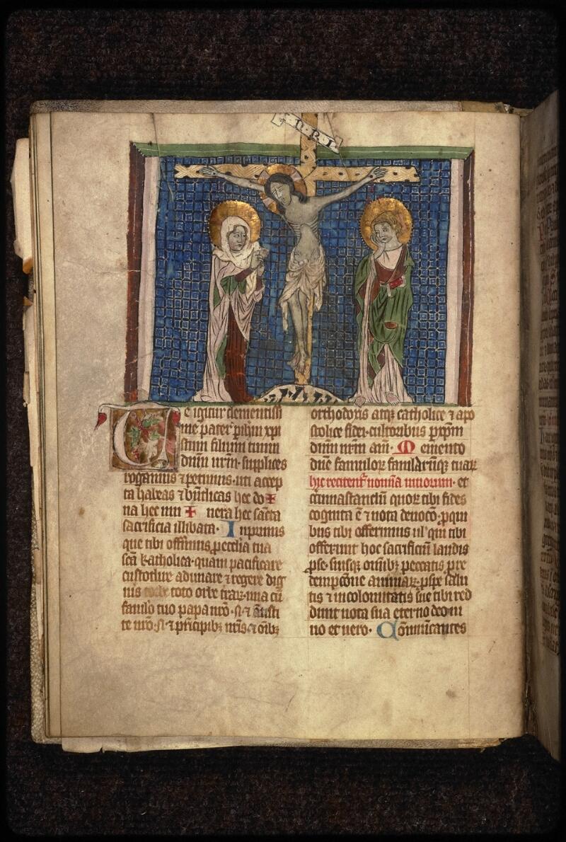 Prague, Musée nat., Bibl., XVI. D. 14, f. 009v - vue 2