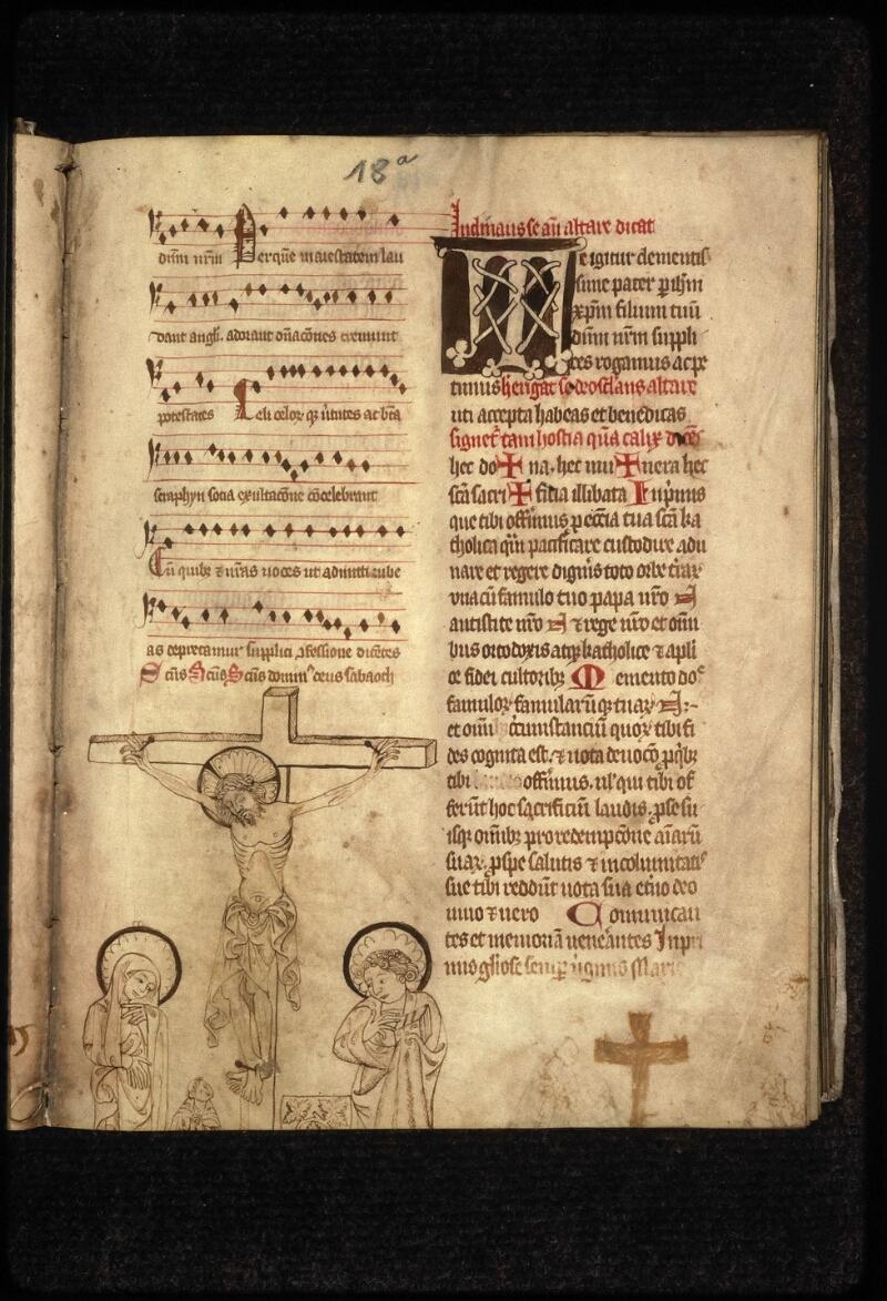 Prague, Musée nat., Bibl., XVI. D. 14, f. 018 - vue 1