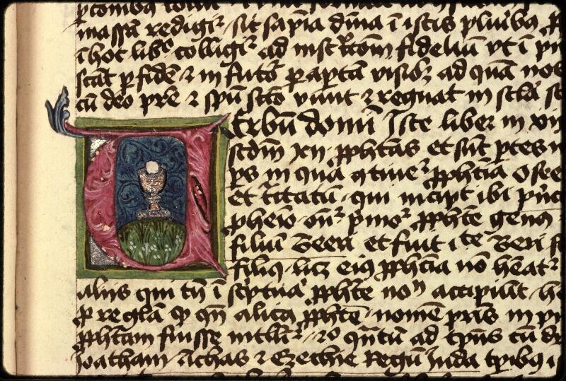 Prague, Musée nat., Bibl., XVI. E. 40, f. 111