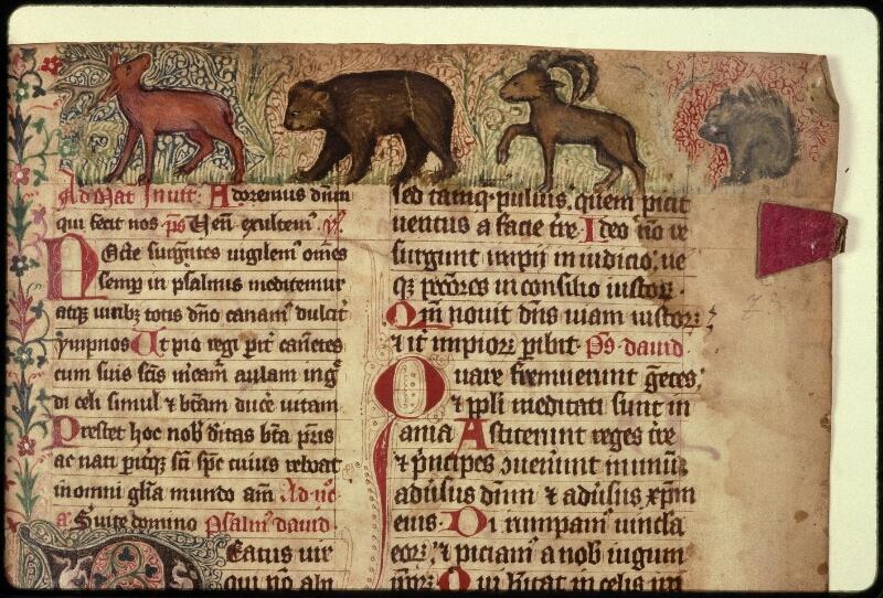 Prague, Musée nat., Bibl., XVI. F. 10, f. 007 - vue 3