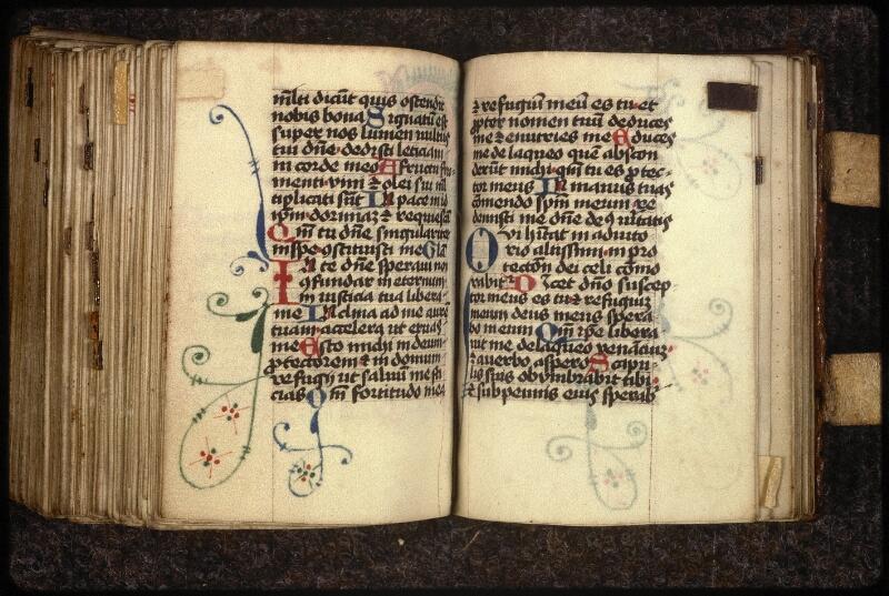 Prague, Musée nat., Bibl., XVI. G. 31, f. 204v-205