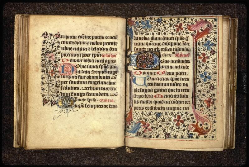 Prague, Musée nat., Bibl., XVI. G. 77, f. 035v-036