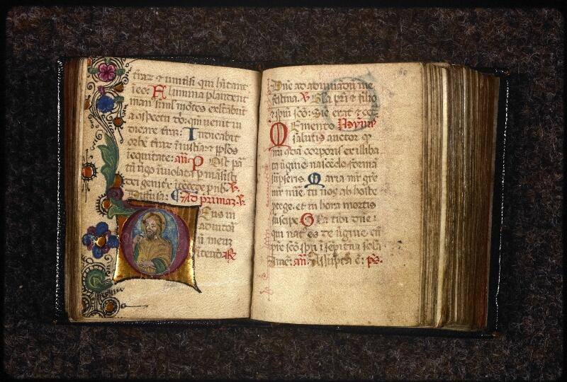 Prague, Musée nat., Bibl., XVI. G. 78, 2, f. 059v-060 - vue 2