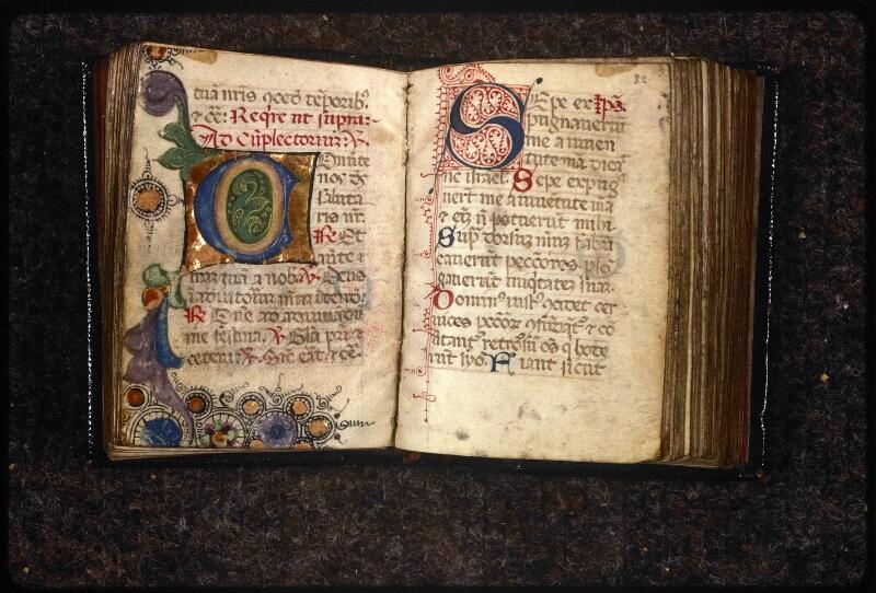 Prague, Musée nat., Bibl., XVI. G. 78, 2, f. 081v-082