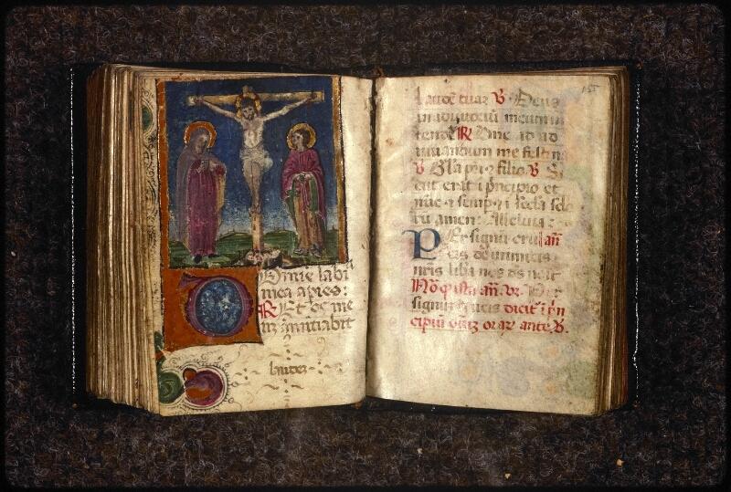 Prague, Musée nat., Bibl., XVI. G. 78, 2, f. 154v-155