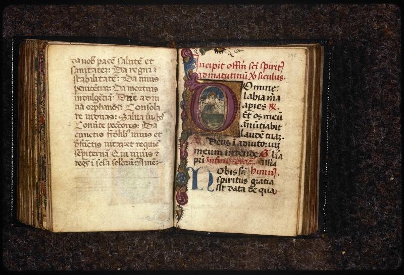 Prague, Musée nat., Bibl., XVI. G. 78, 2, f. 170v-171
