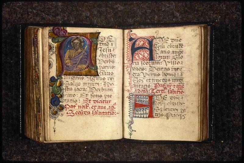 Prague, Musée nat., Bibl., XVI. G. 78, 2, f. 179v-180