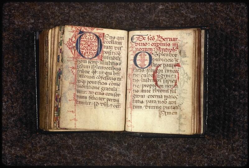 Prague, Musée nat., Bibl., XVI. G. 78, 2, f. 195v-196