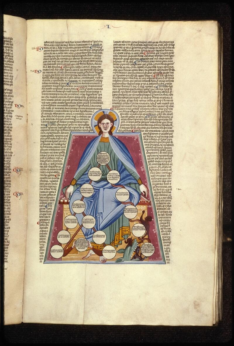 Prague, Musée nat., Bibl., XVII. A. 03, f. 040 - vue 2