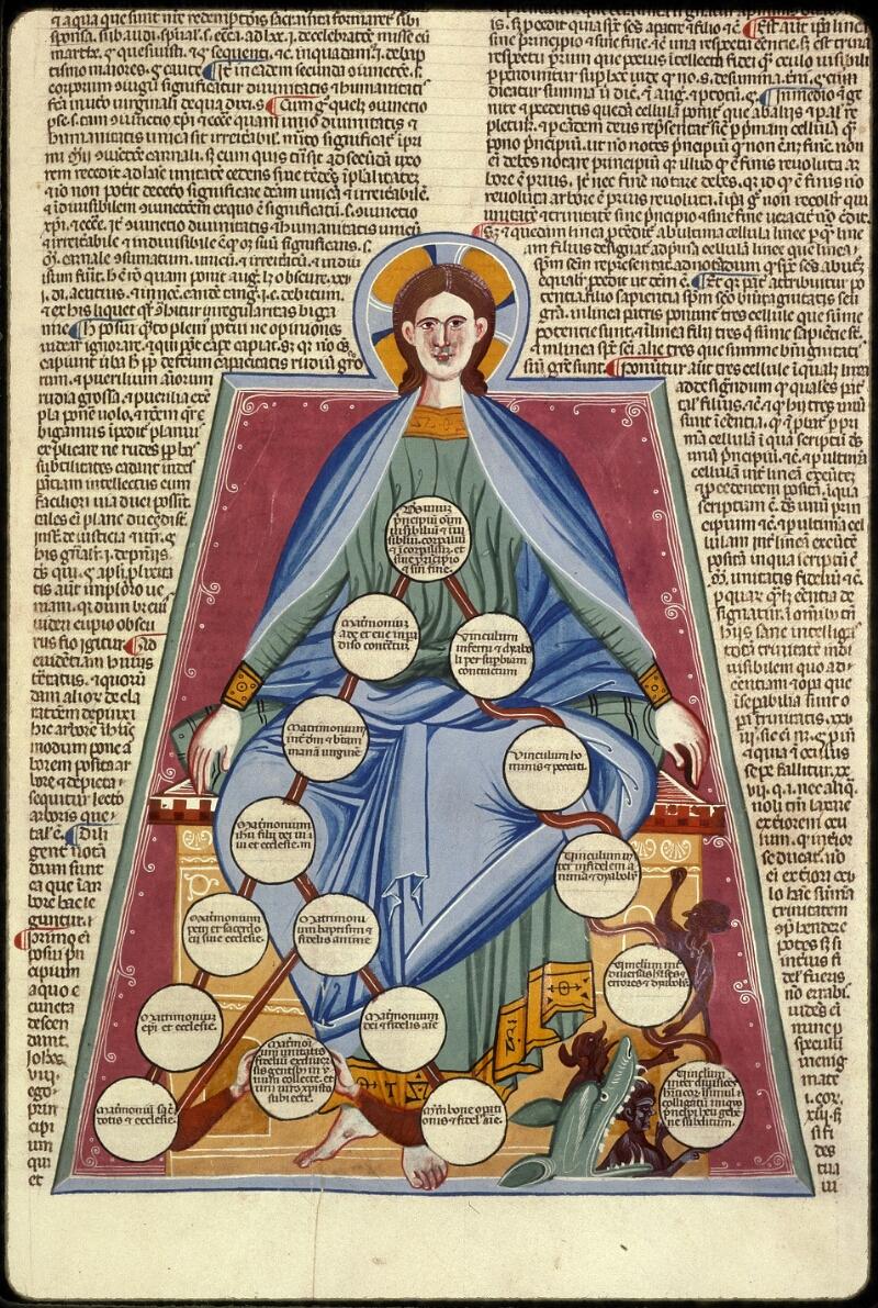 Prague, Musée nat., Bibl., XVII. A. 03, f. 040 - vue 3