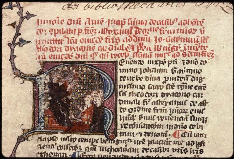 Prague, Musée nat., Bibl., XVII. A. 04, f. 001 - vue 3