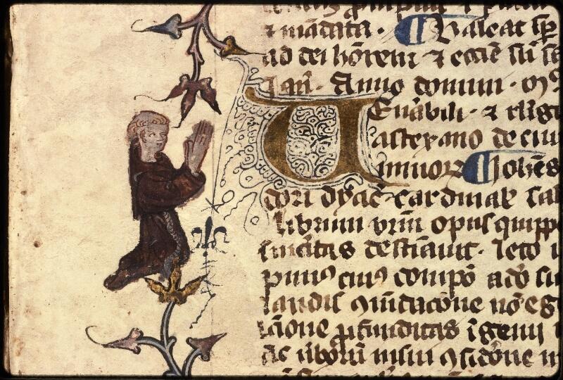 Prague, Musée nat., Bibl., XVII. A. 04, f. 001 - vue 4