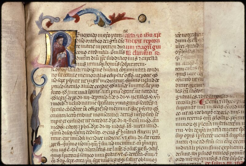 Prague, Musée nat., Bibl., XVII. A. 05, f. 155 - vue 2