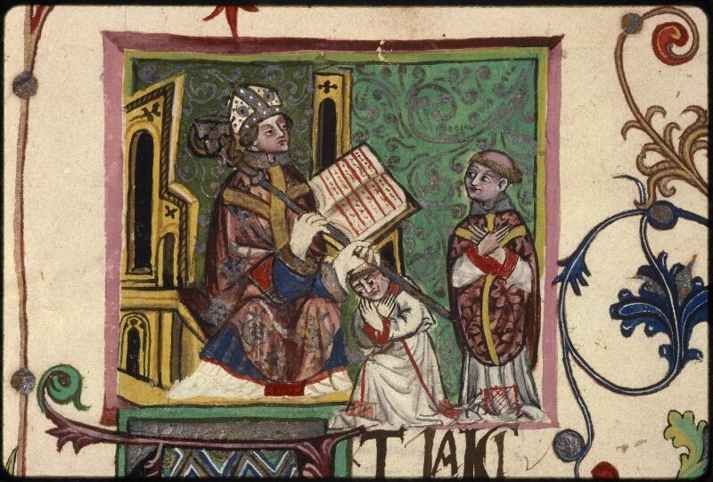 Prague, Musée nat., Bibl., XVII. C. 18 b, f. 001 - vue 3