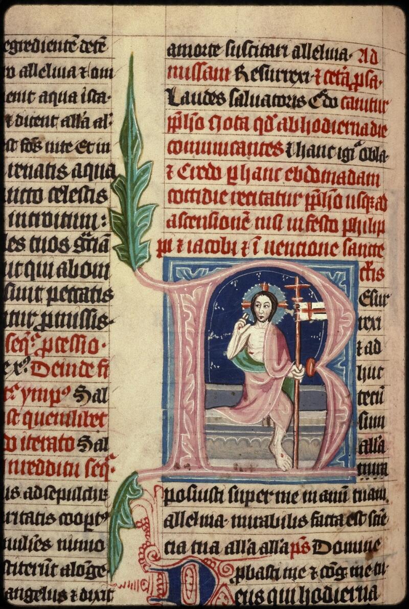Prague, Musée nat., Bibl., XVIII. A. 25, f. 091v