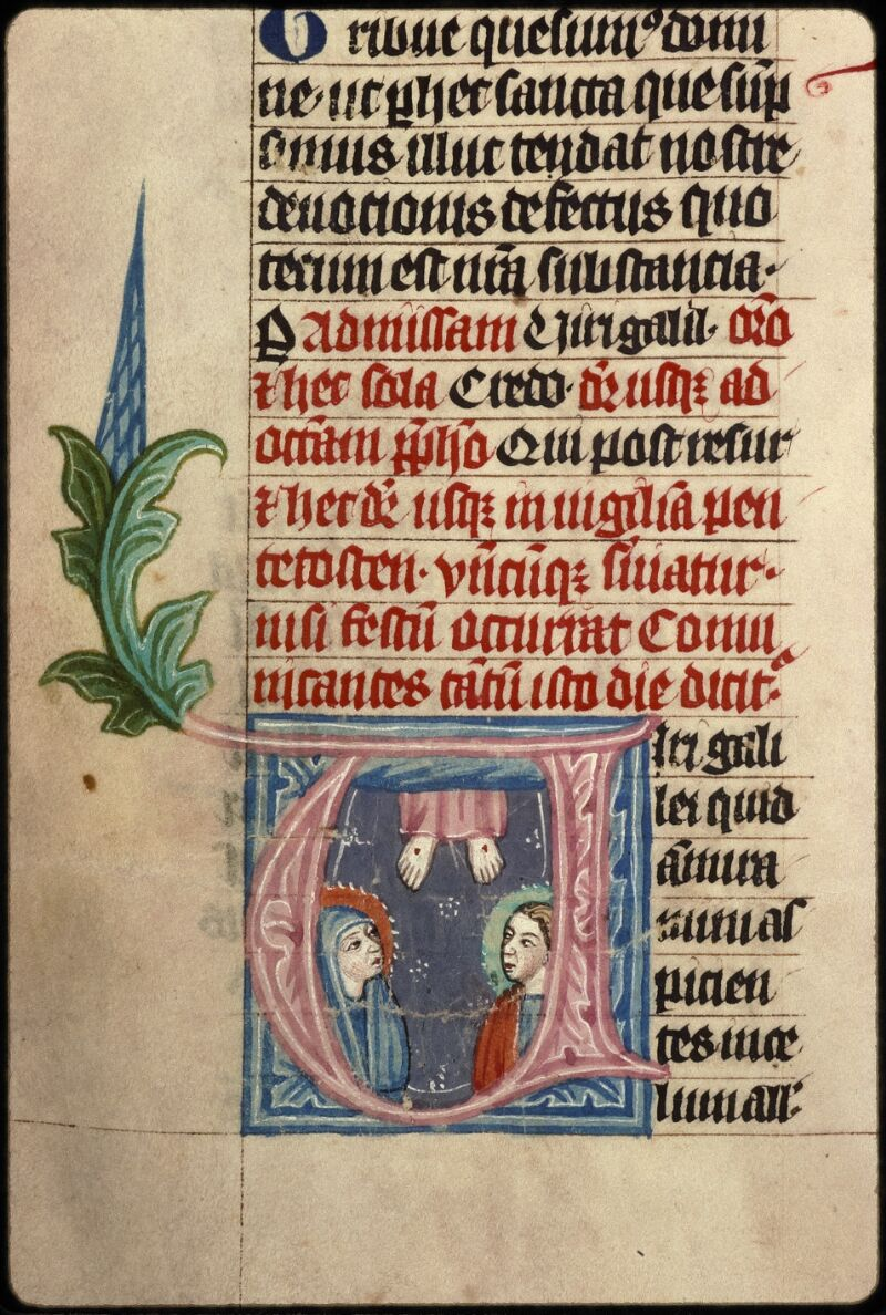 Prague, Musée nat., Bibl., XVIII. A. 25, f. 102v
