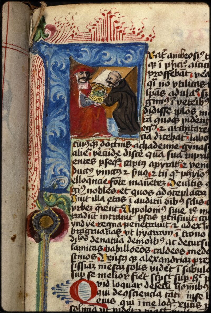 Prague, Musée nat., Bibl., XVIII. B. 18, f. 012 - vue 3