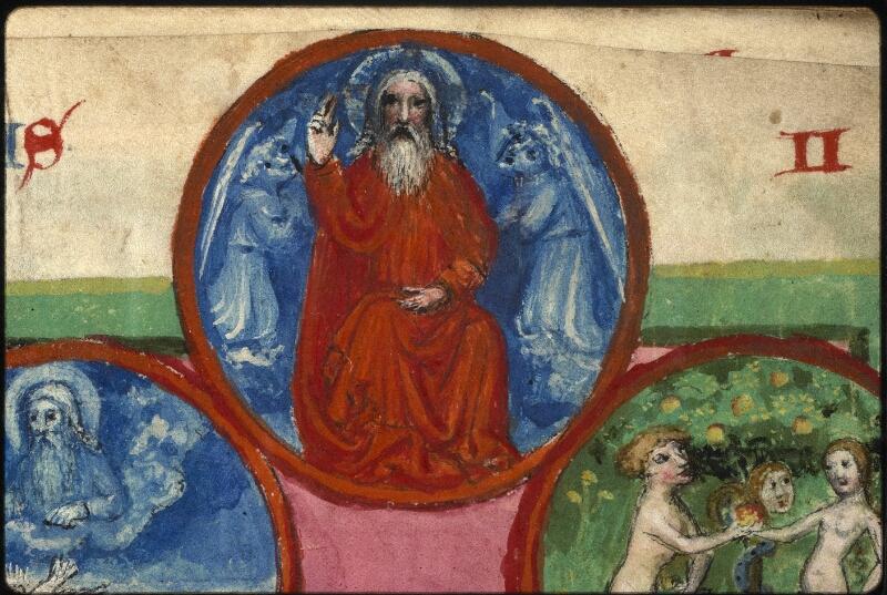 Prague, Musée nat., Bibl., XVIII. B. 18, f. 015 - vue 5
