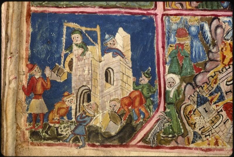 Prague, Musée nat., Bibl., XVIII. B. 18, f. 015v - vue 4