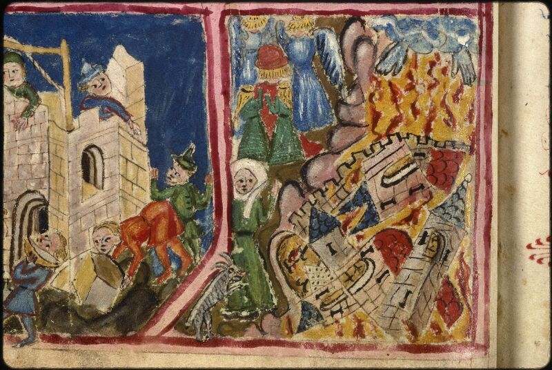 Prague, Musée nat., Bibl., XVIII. B. 18, f. 015v - vue 5