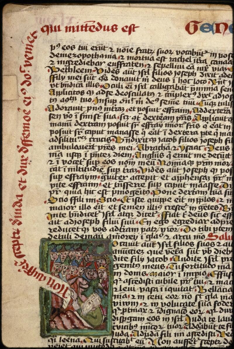 Prague, Musée nat., Bibl., XVIII. B. 18, f. 031v