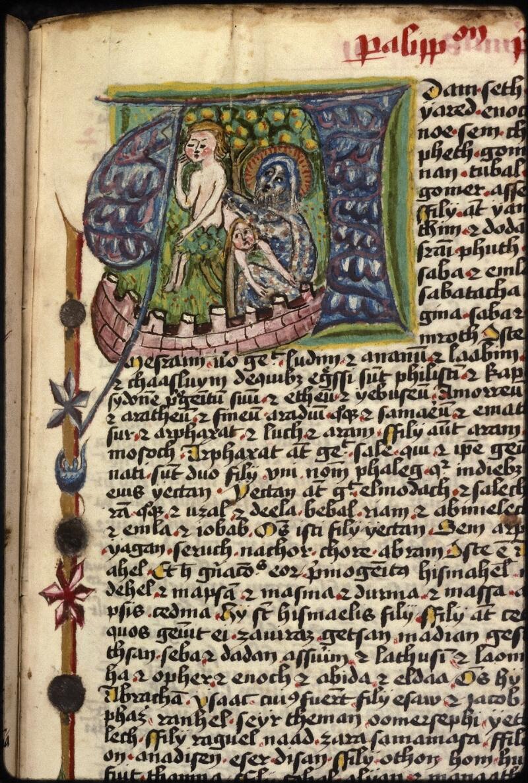 Prague, Musée nat., Bibl., XVIII. B. 18, f. 154
