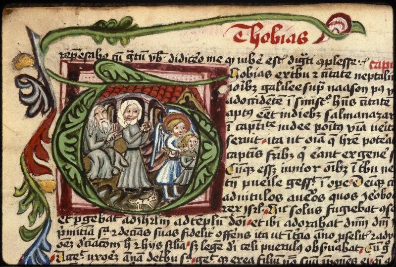 Prague, Musée nat., Bibl., XVIII. B. 18, f. 195v