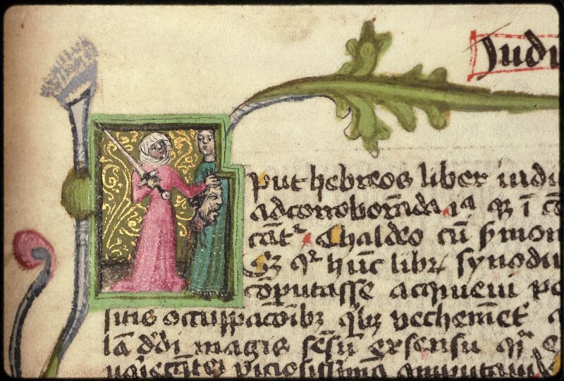 Prague, Musée nat., Bibl., XVIII. B. 18, f. 200 - vue 2