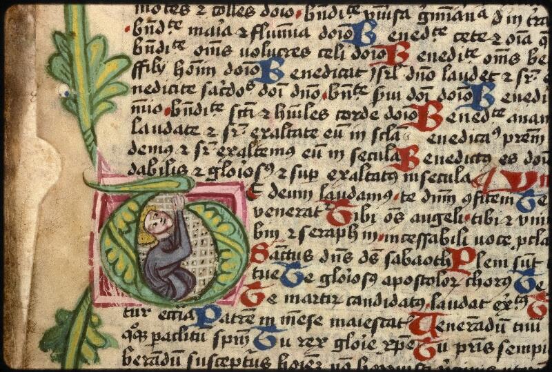 Prague, Musée nat., Bibl., XVIII. B. 18, f. 252v