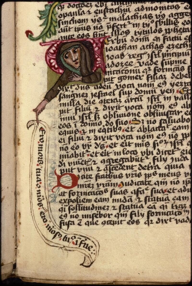 Prague, Musée nat., Bibl., XVIII. B. 18, f. 357