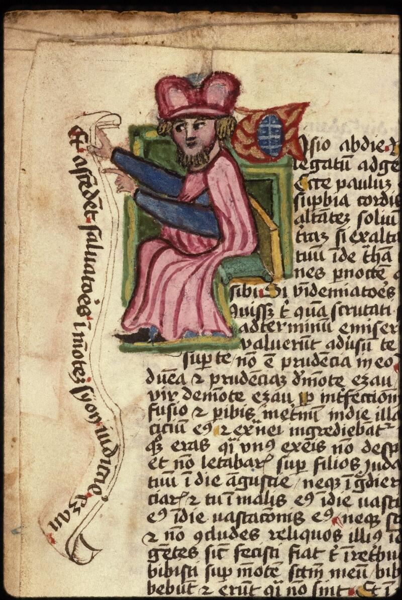 Prague, Musée nat., Bibl., XVIII. B. 18, f. 362v - vue 1
