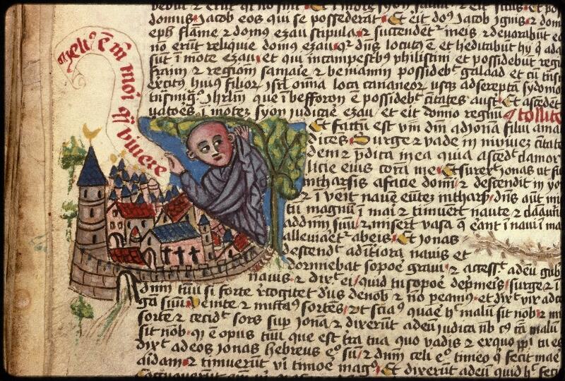 Prague, Musée nat., Bibl., XVIII. B. 18, f. 362v - vue 2