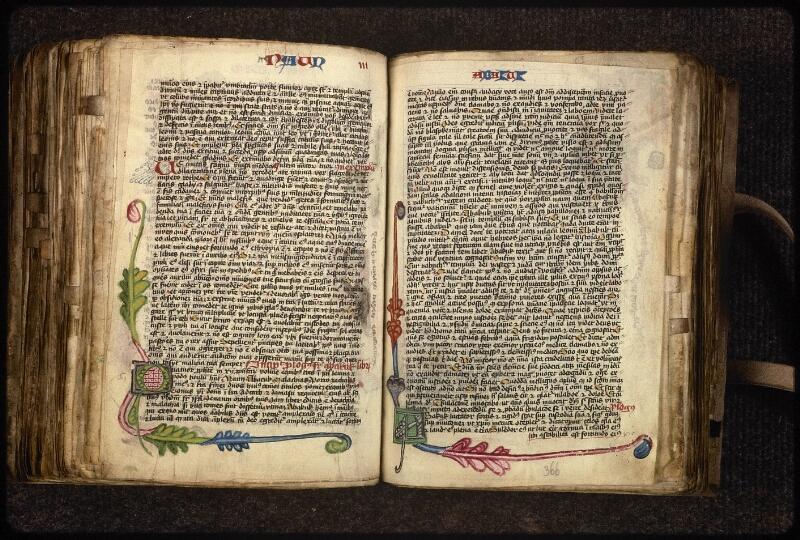 Prague, Musée nat., Bibl., XVIII. B. 18, f. 365v-366
