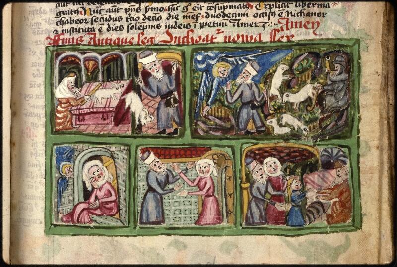 Prague, Musée nat., Bibl., XVIII. B. 18, f. 396
