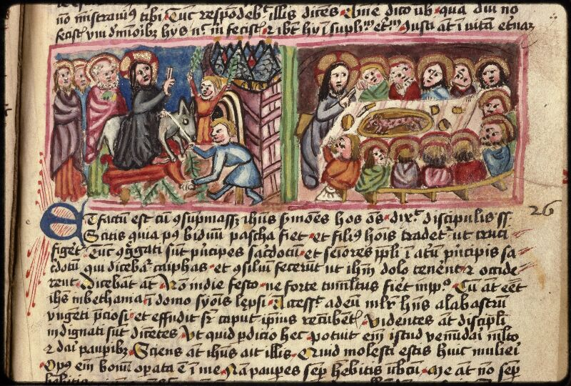 Prague, Musée nat., Bibl., XVIII. B. 18, f. 409
